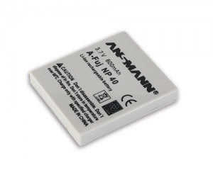 Akumulator Li-Ion ANSMANN A-Fuj NP 40