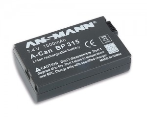 Akumulator Li-Ion ANSMANN A-Can BP 315