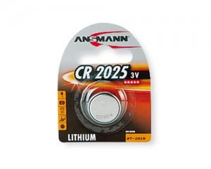 Bateria litowa ANSMANN CR 2025