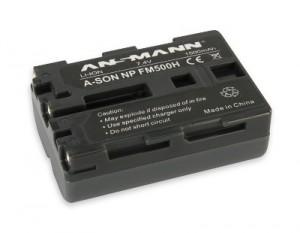 Akumulator Li-Ion ANSMANN A-Son FM 500H