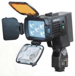 Lampa video LED reflecta DR 10