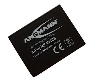 Akumulator Li-Ion ANSMANN A-Fuj NP W126