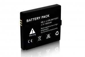 Akumulator Li-Ion KB-3 do Praktica SC2