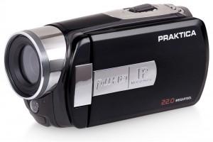 Kamera video Praktica luxmedia Z160 IR przód