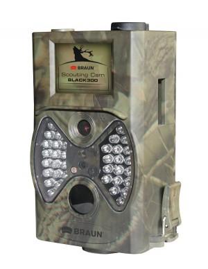 Kamera monitorująca BRAUN SCOUTING CAM BLACK300