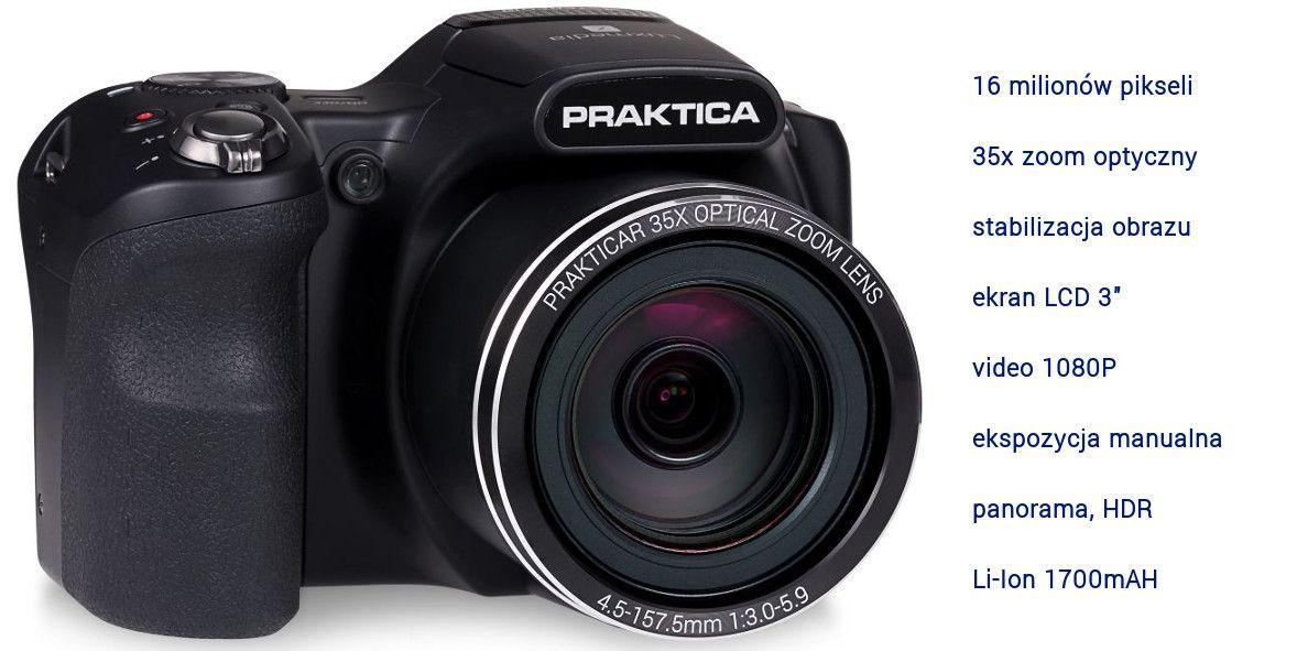 PRAKTICA Luxmedia Z35